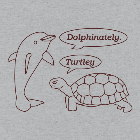 Dolphinately Turtley