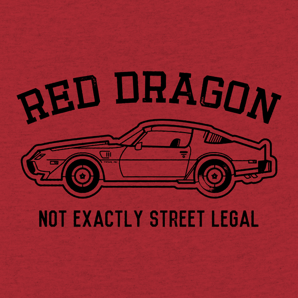 Red Dragon - Heather Red