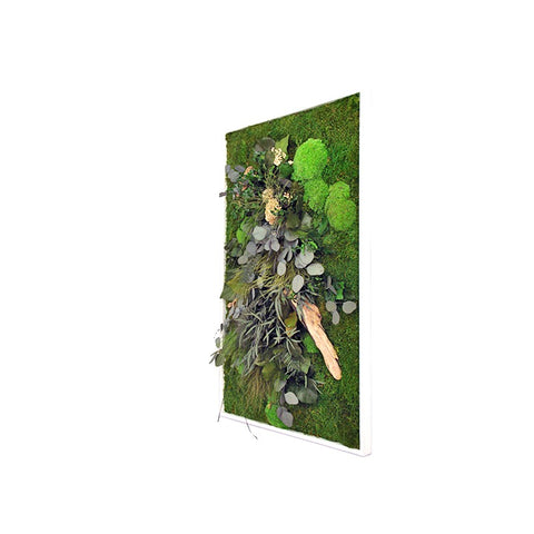 Nature - Rectangle X-Large Wall Garden