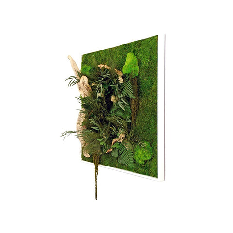 Nature - Square X-Large Wall Garden