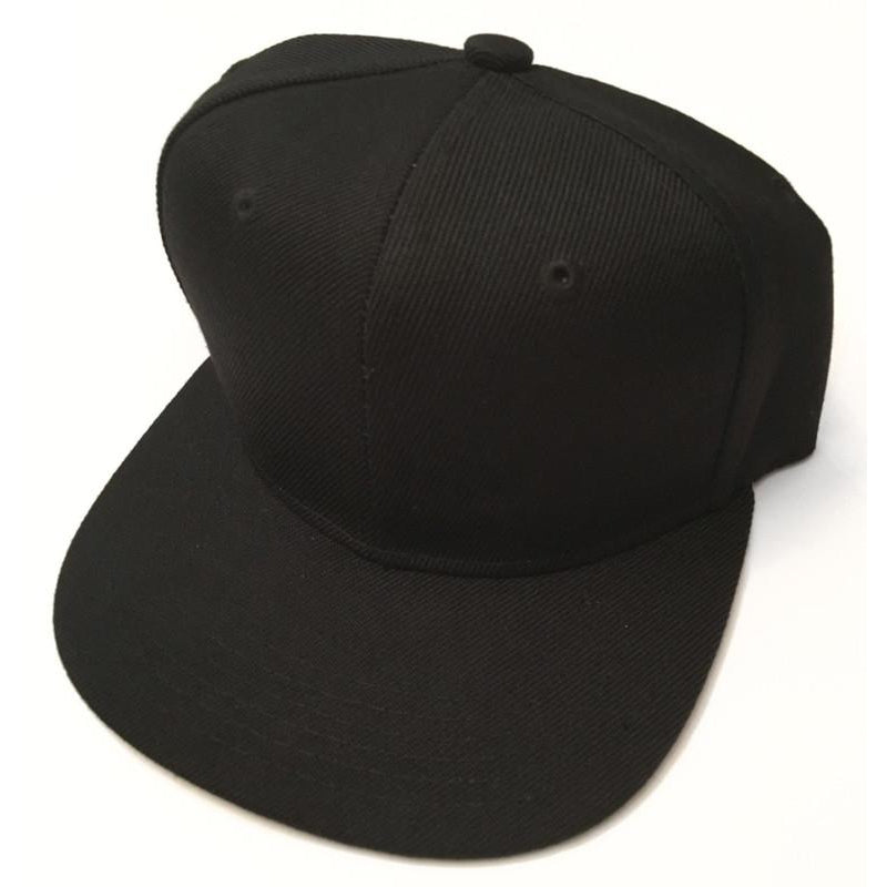 Black Snapback - Little Hooligans Co.