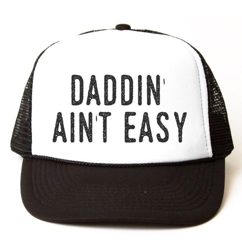 Daddin' ain't Easy - Snapback-Little Hooligans Co.