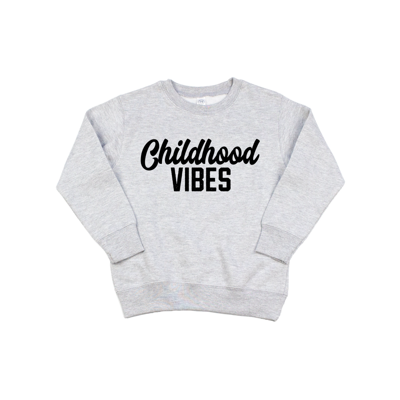 Childhood Vibes - Pullover - Little Hooligans Co.