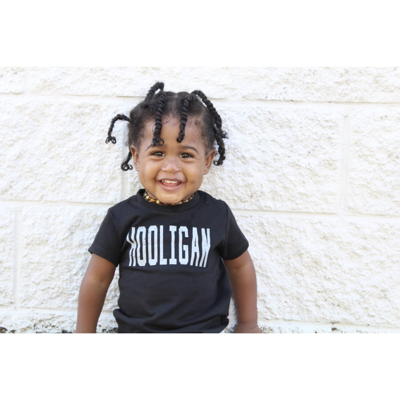 Hooligan - Kids Tee - Little Hooligans Co.