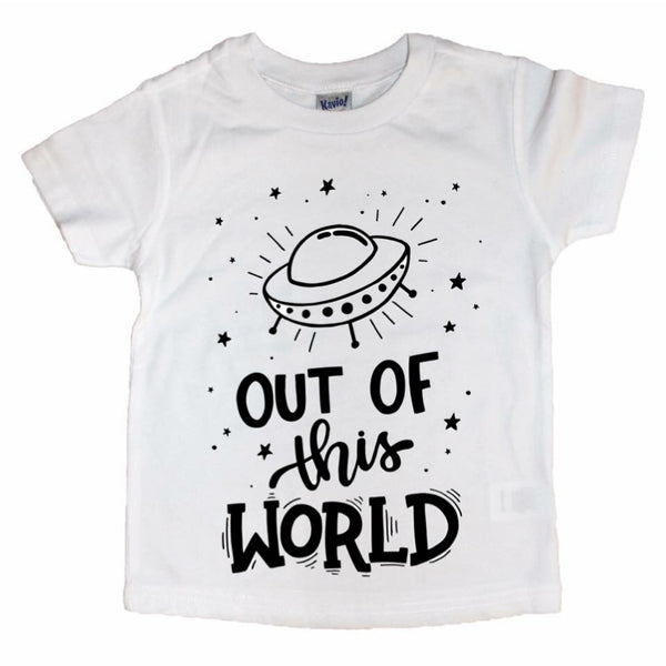 Out Of This World - Kids Tee-Little Hooligans Co.
