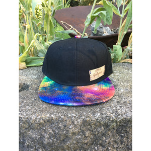 Rainbow Galaxy - Toddler Snapback - Little Hooligans Co.