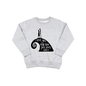 NBC - Grey Pullover-Little Hooligans Co.