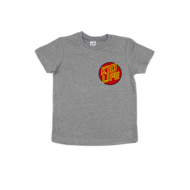 Kid Life - Kids Tee-Little Hooligans Co.