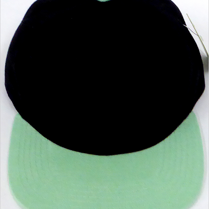 Black + Mint - Toddler Snapback