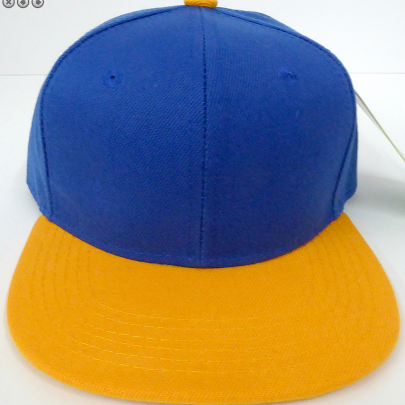 Royal + Gold - Toddler Snapback-Little Hooligans Co.