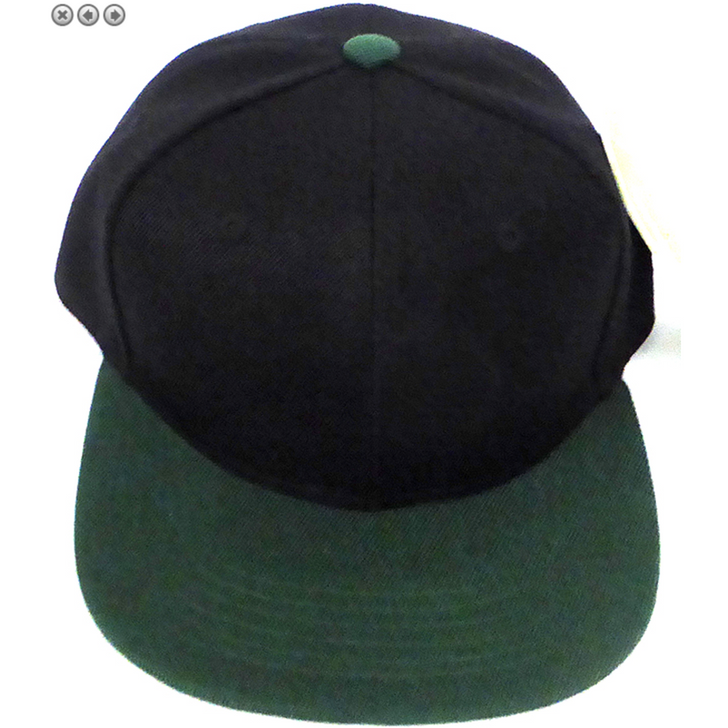 Black + Pine - Toddler Snapback-Little Hooligans Co.