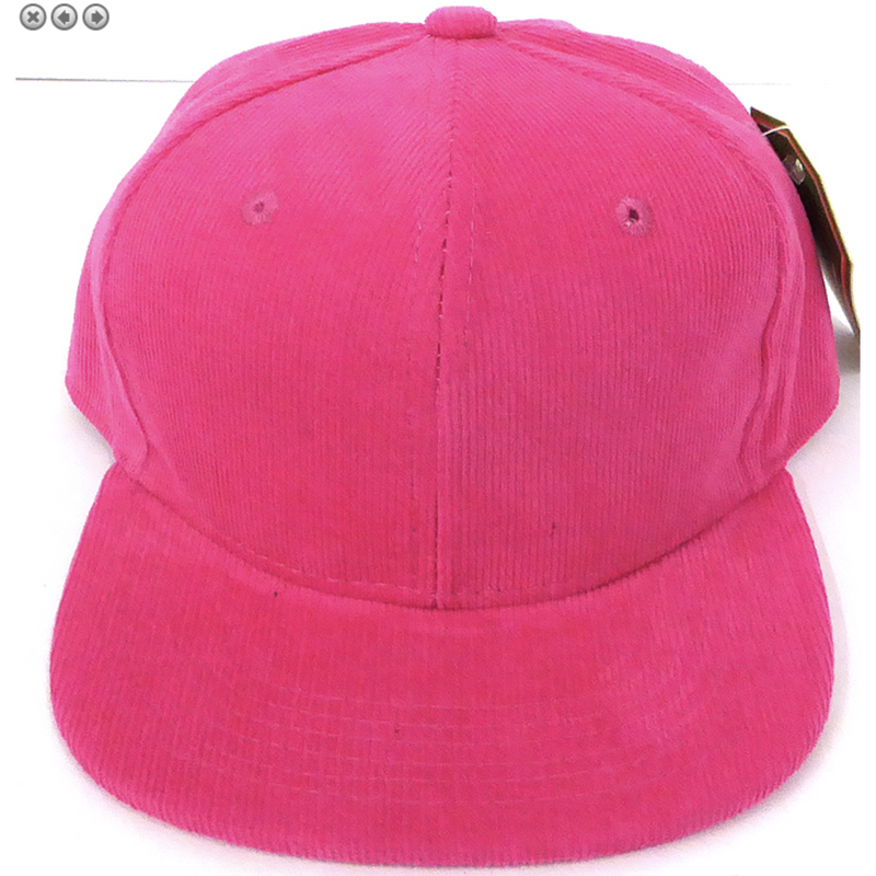 Hot Pink - Toddler Snapback-Little Hooligans Co.