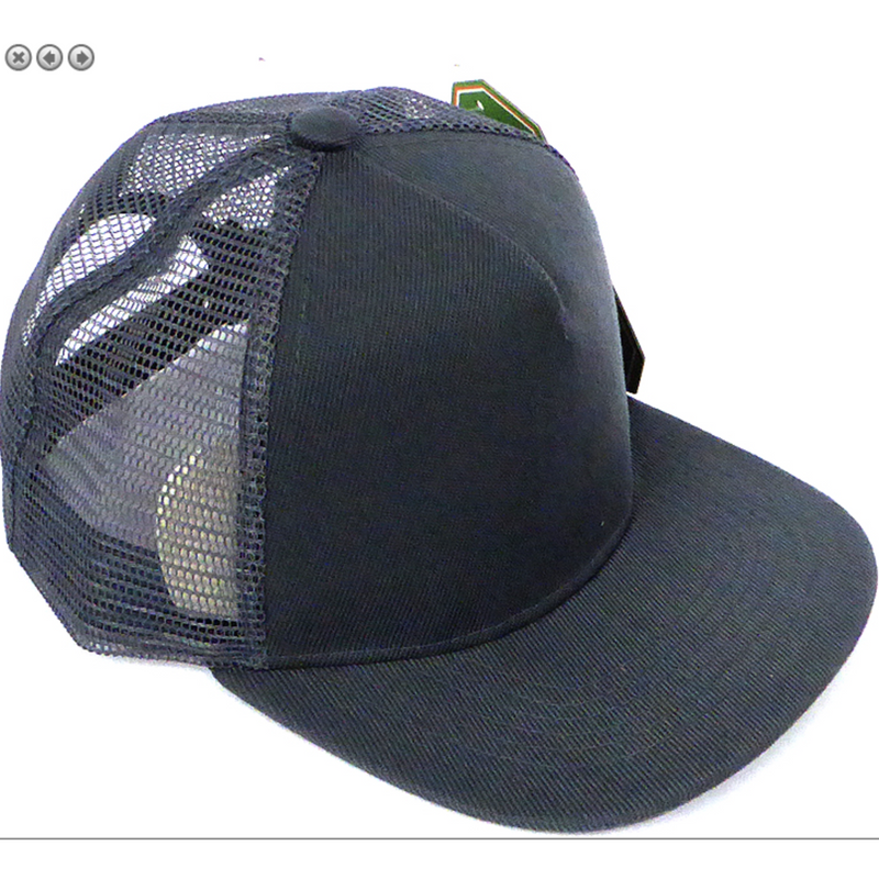 Dark Grey - Toddler Meshback Snapback-Little Hooligans Co.