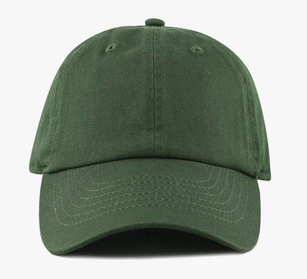 Pine Cotton Washed Baseball Cap-Little Hooligans Co.