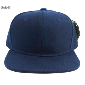 Navy Snapback-Little Hooligans Co.