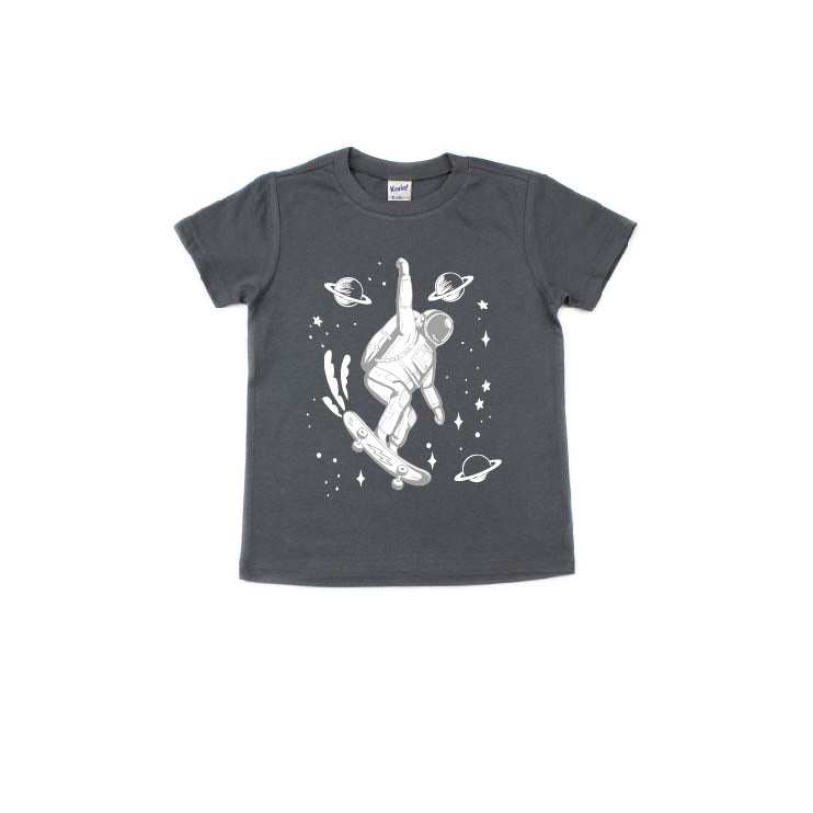 Astro Surf - Kids Tee-Little Hooligans Co.