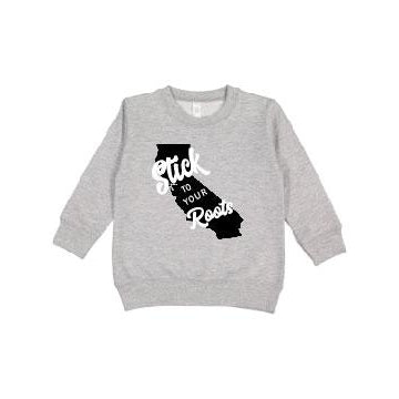 California - Kids STYR Pullover-Little Hooligans Co.