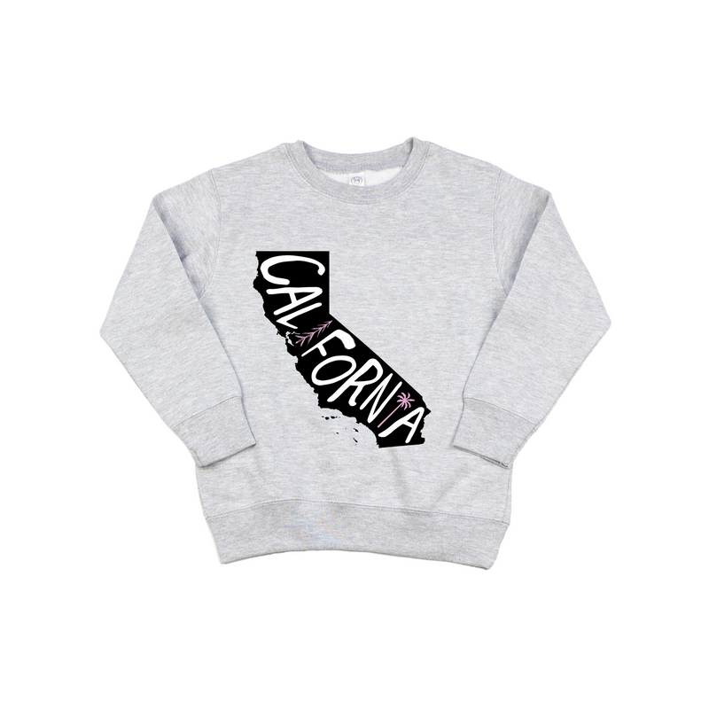 California - Kids Pullover-Little Hooligans Co.