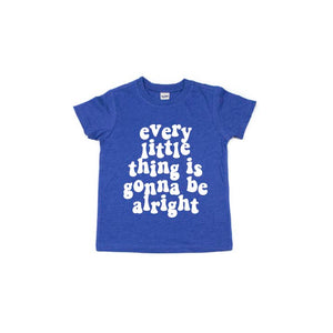 Gonna Be Alright - Kids Tee-Little Hooligans Co.