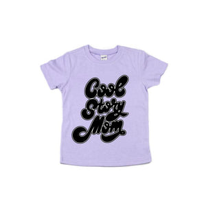 Cool Story Mom - Kids Tee-Little Hooligans Co.