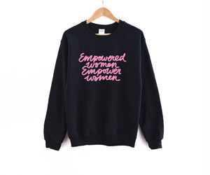 Empowered Women - Unisex Pullover-Little Hooligans Co.