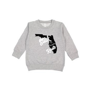 Florida - Kids STYR Pullover-Little Hooligans Co.