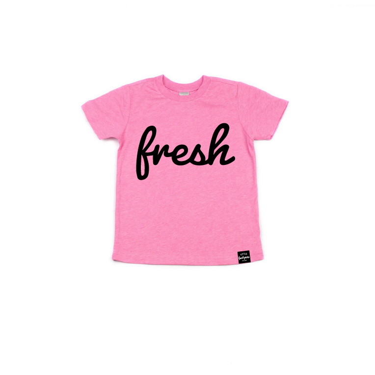 Fresh - Kids Tee - Little Hooligans Co.
