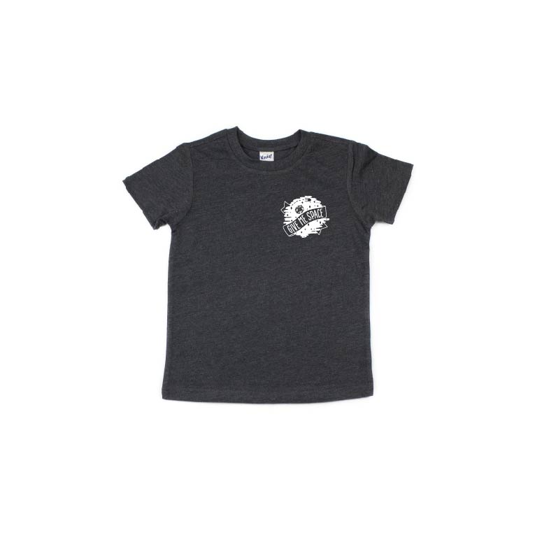 Give Me Space (Chest) - Kids Tee-Little Hooligans Co.