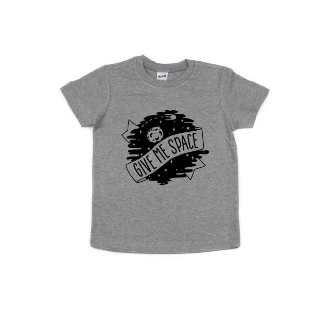 Give Me Space - Kids Tee-Little Hooligans Co.