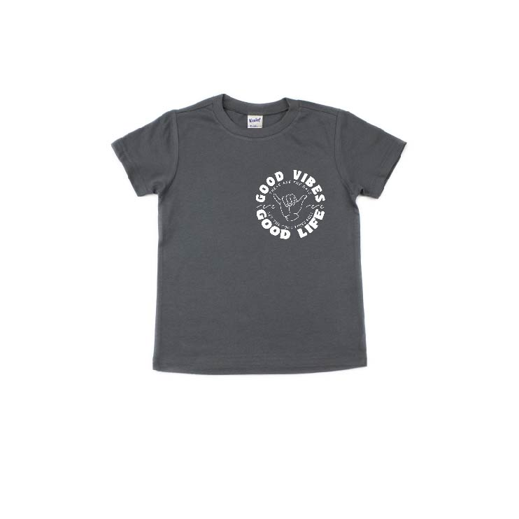 Good Life - Kids Tee-Little Hooligans Co.