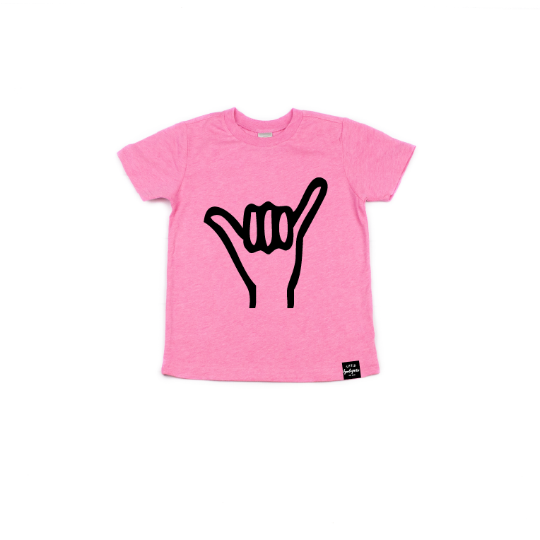 Hang Loose - Kids Tee-Little Hooligans Co.