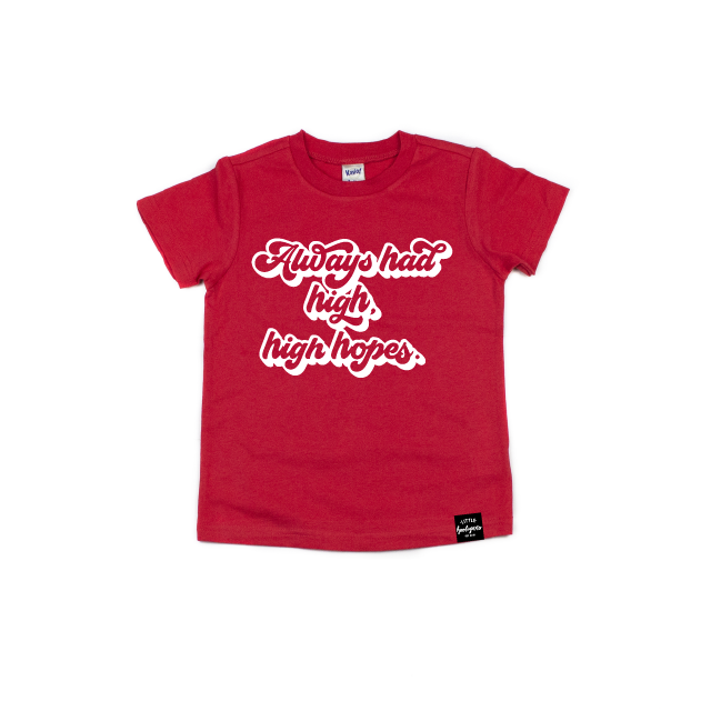 High Hopes - Kids Tee - Little Hooligans Co.