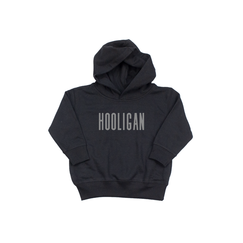 Hooligan - Fleece Hoodie - Little Hooligans Co.