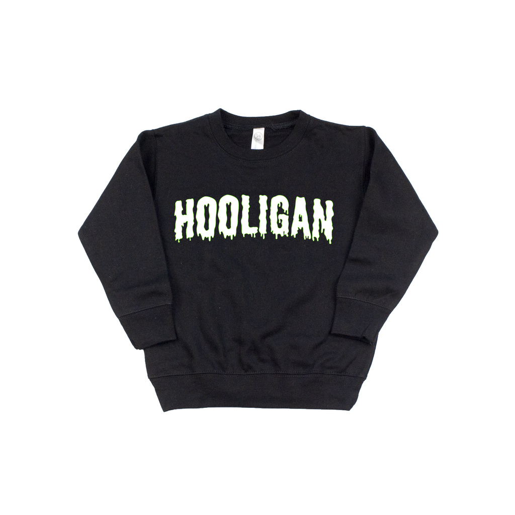 Hooligan (Slime) - Kids Pullover-Little Hooligans Co.