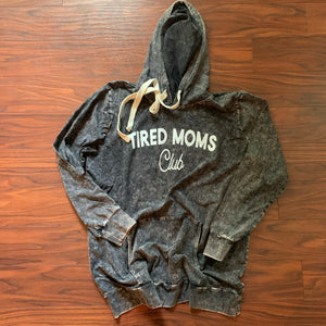 Tired Moms - Acid Wash Tunic (2X and 3X only)-Little Hooligans Co.