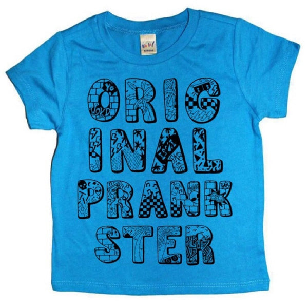 Original Prankster - Kids Tee-Little Hooligans Co.
