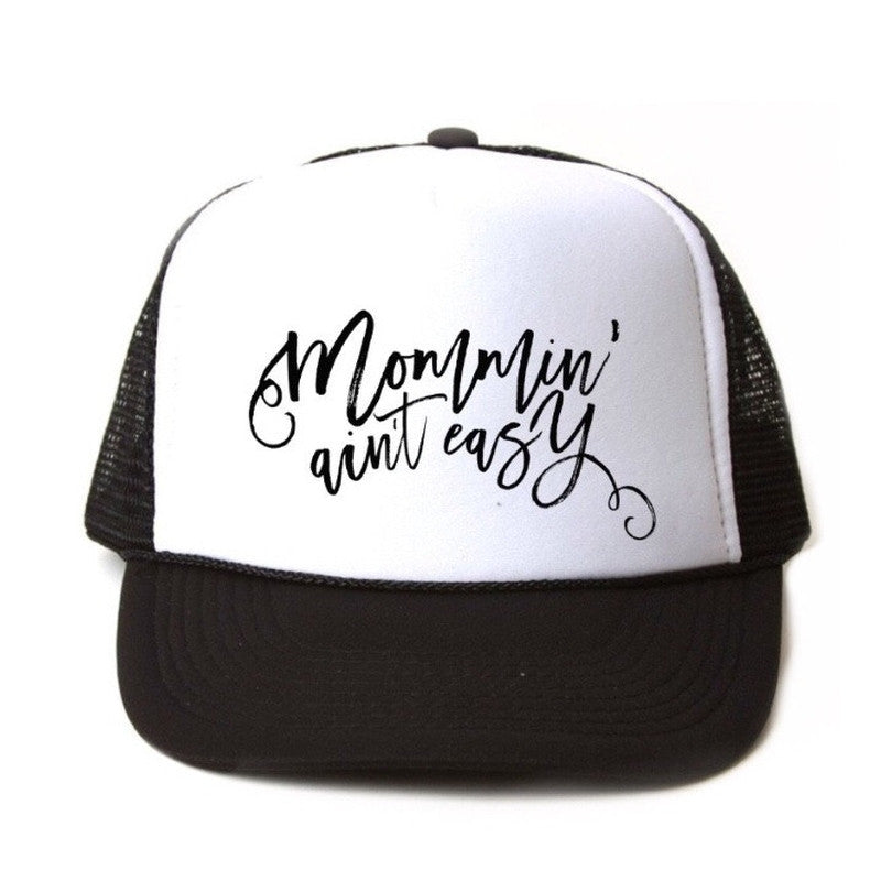 Mommin ain't easy - Snapback-Little Hooligans Co.