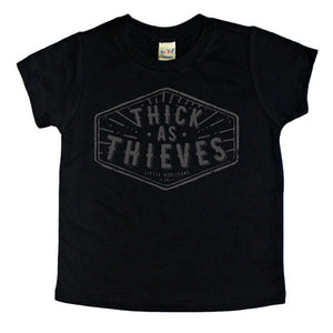 Thick As Thieves - Kids Tee-Little Hooligans Co.