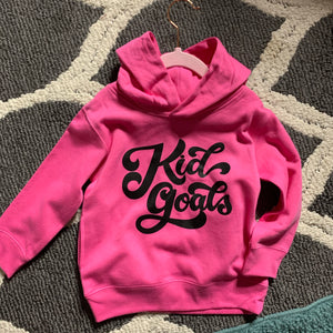 Kid goals- Hoodie (show)-Little Hooligans Co.