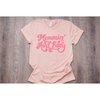 70's Mommin Ain't Easy - Unisex Tee-Little Hooligans Co.