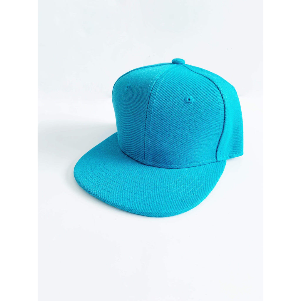 Teal SnapBack - Kids-Little Hooligans Co.