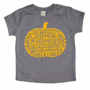 Fall things - Kids Tee - Little Hooligans Co.