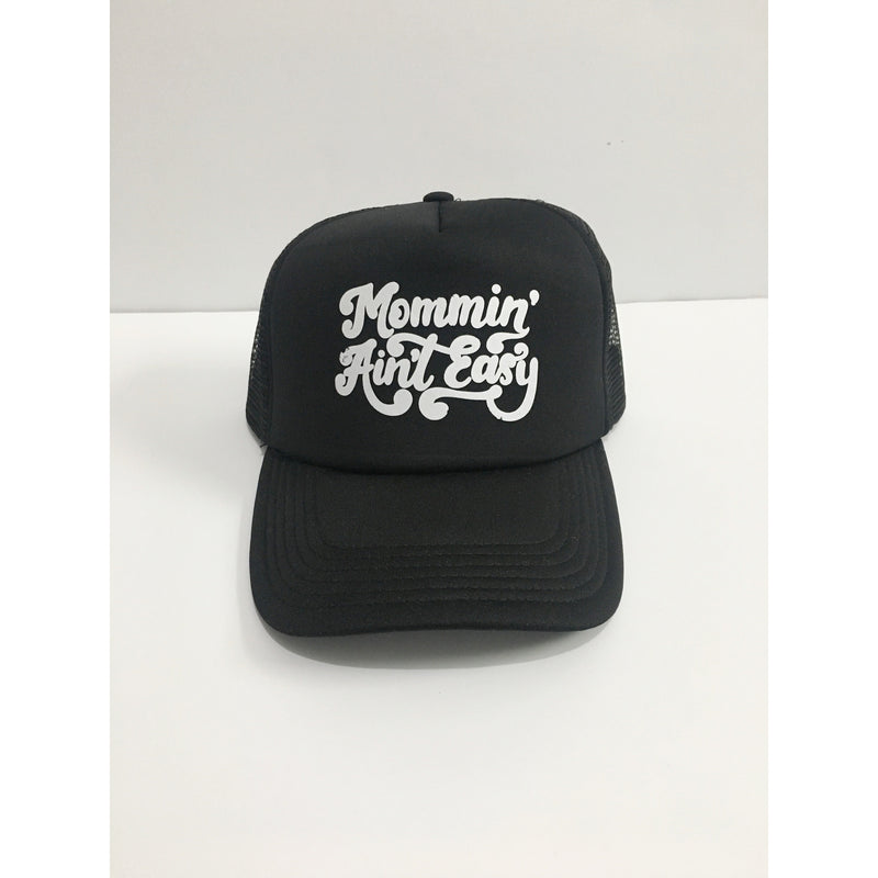 Mommin' Ain't Easy - Retro Snapback-Little Hooligans Co.