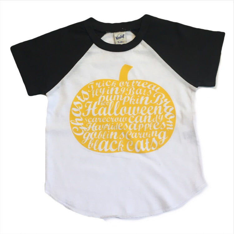 Fall things - Kids Short Sleeve Raglan - Little Hooligans Co.