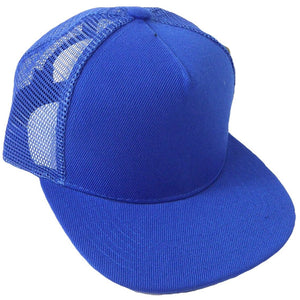 Royal Meshback Snapback - Kids-Little Hooligans Co.