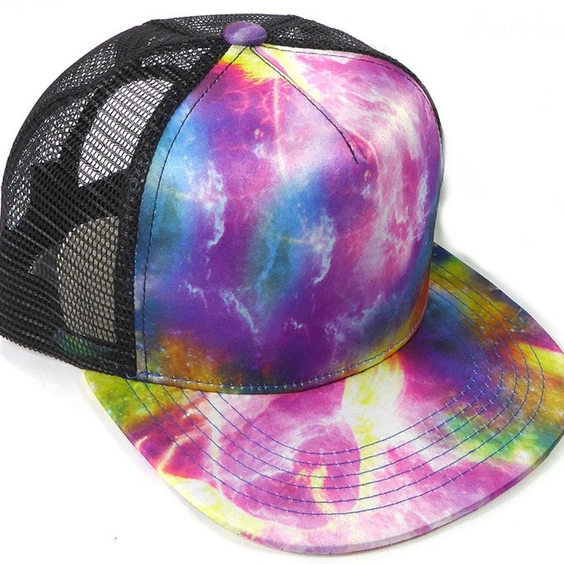 Super Nova Meshback Snapback - Kids-Little Hooligans Co.