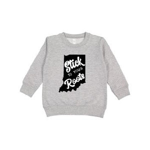 Indiana - Kids STYR Pullover-Little Hooligans Co.