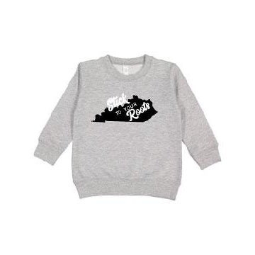 Kentucky - Kids STYR Pullover-Little Hooligans Co.