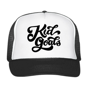 Kid Goals - Toddler Snapback-Little Hooligans Co.