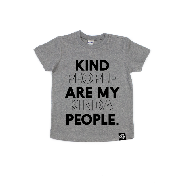 My Kinda People - Kids Tee - Little Hooligans Co.